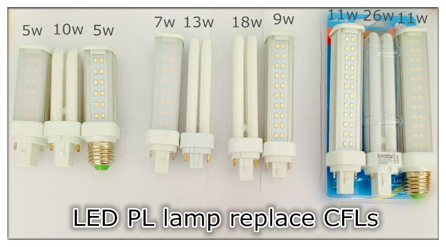 led pl lamp