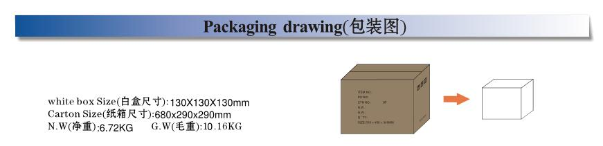 15w 18w packing