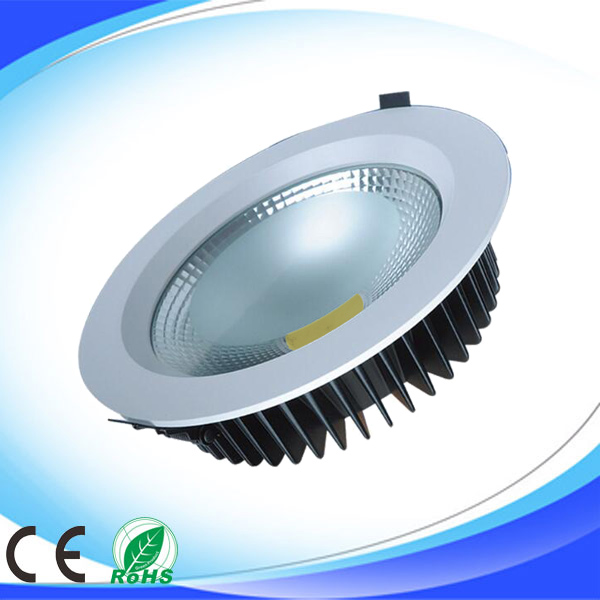 cob downlight j face