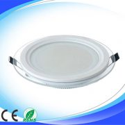 18W led glass downlight