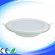 led glass cover downlight
