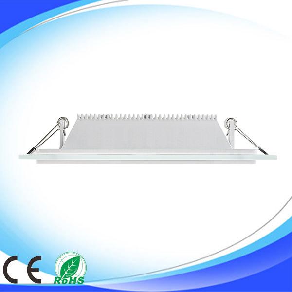 glass led ceiling light