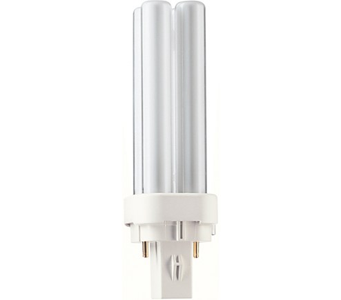 PLC compact lamp
