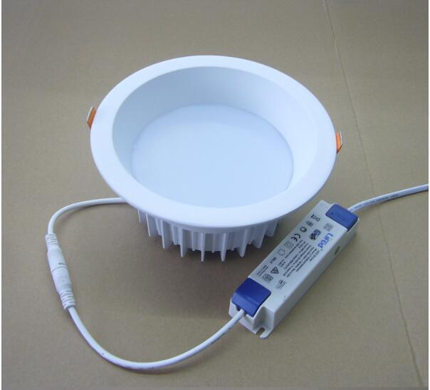 actual picture for led downlight price
