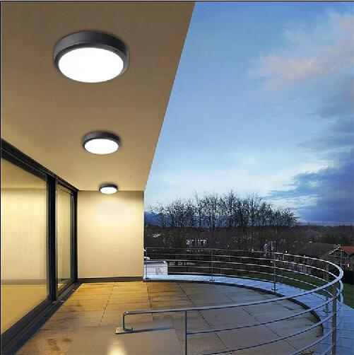 led ceiling light with motion sensor application